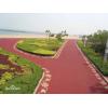 江西透水混凝土胶结剂,彩色艺术地坪,生态植草地坪
